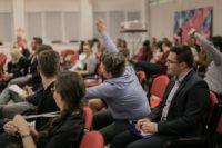 LokalnaHrvatska.hr Udruga gradova RH Izvrsno posjecena Nacionalna konferencija savjeta mladih – kreirani prijedlozi za izmjenu Zakona